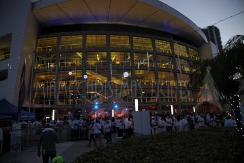 Miami Heat Playoff Event